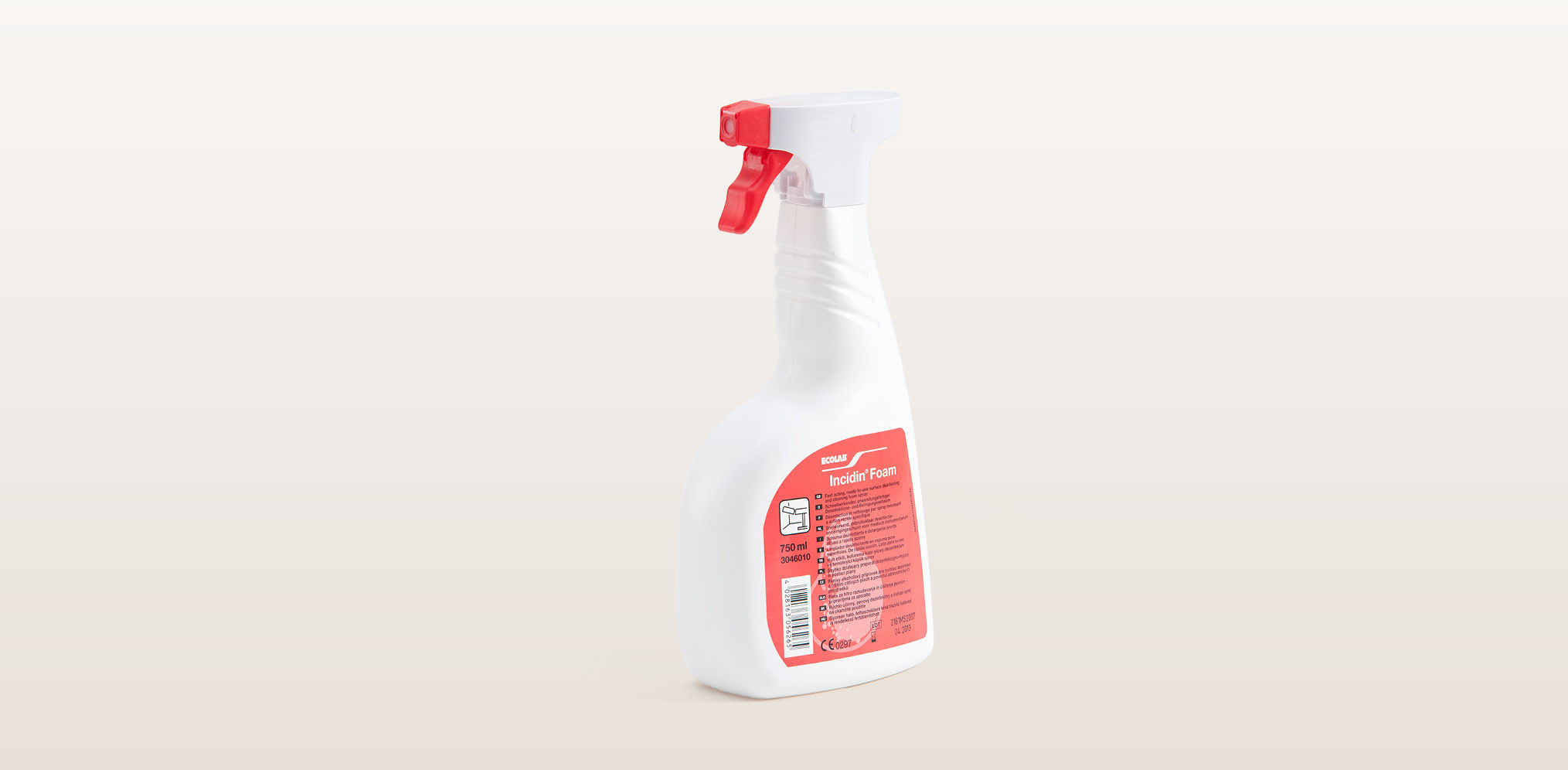 DISINFECTION SPRAY, 750 ml